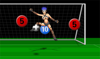 Android Soccer Flash Game